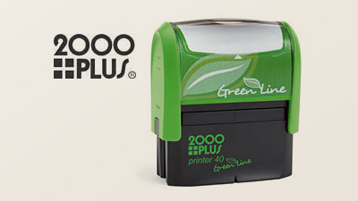 2000 Plus ECO Green Stamps