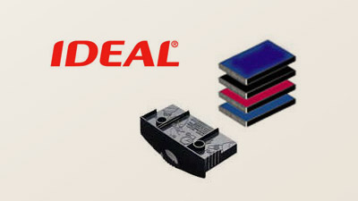 Ideal Self Inking Stamp Pads