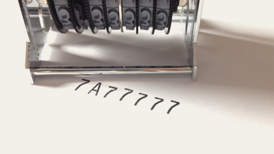 Regular And Self Inking Band Stamps Create Band Stamps