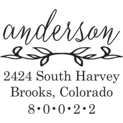 address stamp ms89 thestampmaker com