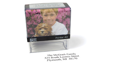 Custom Stamps With Your Photo Display