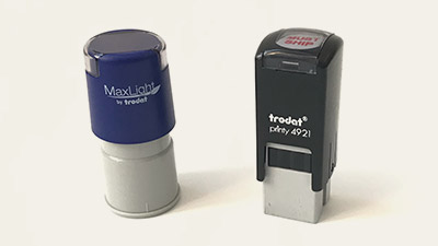 Self Inking Inspection Stamps