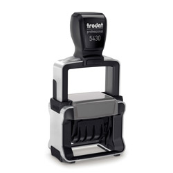 Trodat Professional 5430 Self Inking Dater