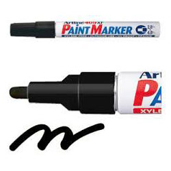 Artline 400XF Paint Marker - Black