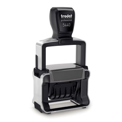 Trodat Professional 5440 Self Inking Date Stamp