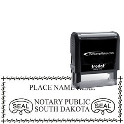 Notary Stamp - Trodat 4915 - South Dakota