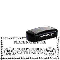 Notary Pocket Stamp 2773 - South Dakota