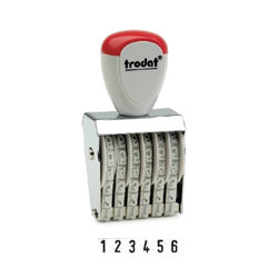 Trodat 1536 Number Stamp