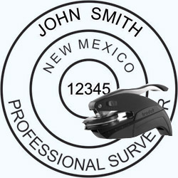 Land Surveyor Seal - Pocket - New Mexico