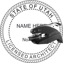 Architect Seal - Pocket Style - Utah