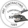 Corporate Seal Pocket Embosser CORPORATE_SEAL_POCKET