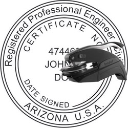Engineer Seal - Pocket Style - Arizona