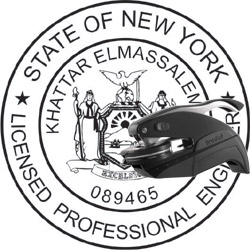 Engineer Seal - Pocket Style - New York