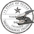 Engineer Seal - Pocket Style - Texas ENGINEER_POCKET_SEAL_TEXAS