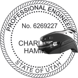 Engineer Seal - Pocket Style - Utah