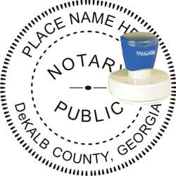 Order Georgia Seal Stamps Online