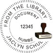 Personalized Seal Stamps with your Text