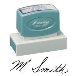 Xstamper N18 Signature Stamp