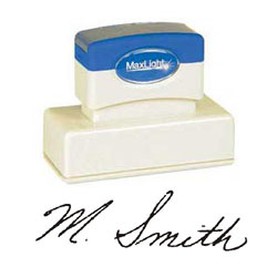 Maxlight XL 185 Signature Stamp
