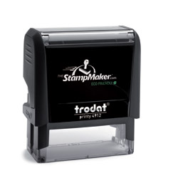 Address Stamp 8 - Self Inking