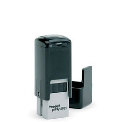 trodat printy 4921 self inking rubber stamp thestampmaker com