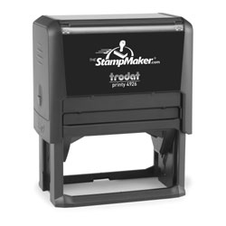 Trodat Self Inking Rubber Stamp - ETECH