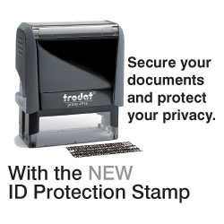 Trodat Security Stamp