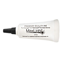Maxlight Stamp Ink 1/4 oz