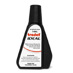 Trodat Ideal Stamp Ink - 1 Ounce
