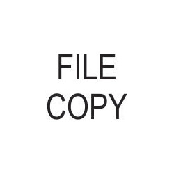 File Copy Stamp SSS13 SSS13_FILE_COPY